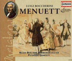 Boccherini: Menuett (Box Set)