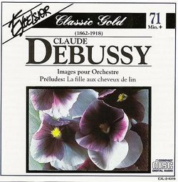 Claude Debussy: Classic Gold
