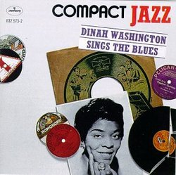 Compact Jazz: Dinah Washington Sings the Blues featuring Quincy Jones