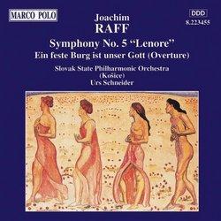 Symphony 5 / Ein Feste Burg Ist Unser Gott