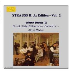 STRAUSS II, J.: Edition - Vol.  2