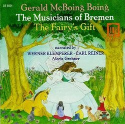 Gerald McBoing Boing & Others