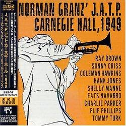 J.A.T.P. Featuring Charlie Parker & Coleman Hawkins