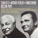 Stan Getz & Arthur Fielder at Tanglewood
