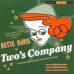 Two's Company [Original Broadway Cast]