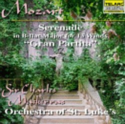 """""""Mozart: Serenade for 13 Winds """"""""Gran Partita"""""""""""""""