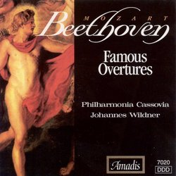 Mozart and Beethoven: Famous Overtures