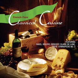 Classical Cuisine: French Fare