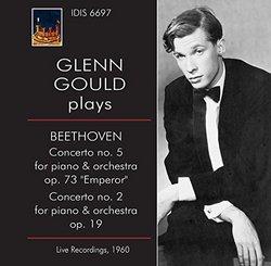 Glenn Gould plays Beethoven Concertos Nos. 2 & 5, Vol. 1