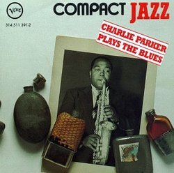 Plays the Blues: Compact Jazz Series