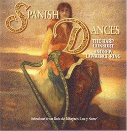 """Spanish Dances: Selections from Ruiz de Ribaya's """"Luz y Norte"""""""