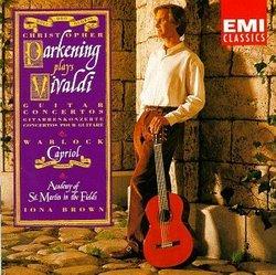 Christopher Parkening Plays Vivaldi Guitar Concertos & Warlock Capriol Suite
