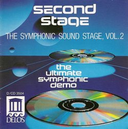 Second Stage: The Symphonic Sound Stage, Vol. 2