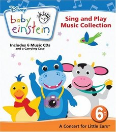 Baby Einstein: Sing and Play Music Collection