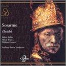 Handel - Sosarme / Deller · Ritchie · Herbert · Evans · Watts · Saint Celicia Orch. · A. Lewis