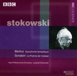 Stokowski Conducts Berlioz & Scriabin