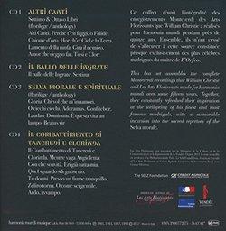 Monteverdi: Madrigali & Altri canti