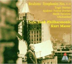 Complete Symphonies 1-4 / Tragic Overture