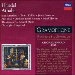 Handel: Athalia Complete