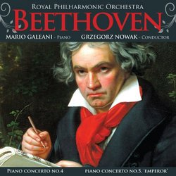 Piano Concertos Nos 4 & 5
