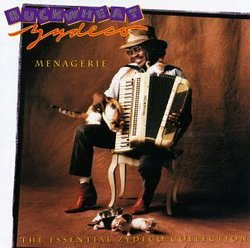 Menagerie: Essential Buckwheat Zydeco