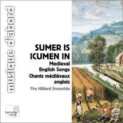 Sumer is icumen in: Medieval English Songs