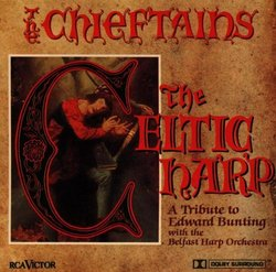 The Celtic Harp: A Tribute to Edward Bunting with the Belfast Harp Orchestra