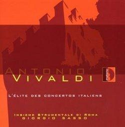 Vivaldi: L'Élite des Concertos Italiens