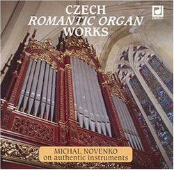 Czech Romantic Organ Works