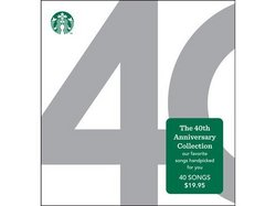 Starbucks 40 - A 40th Anniversary Collection