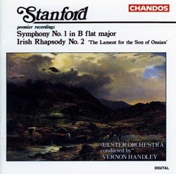 Stanford: Symphony 1/ Irish Rhapsody
