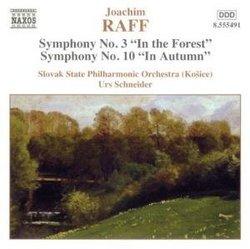 Symphonies 3 & 10
