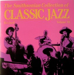 Smithsonian Collection Classic Jazz 3