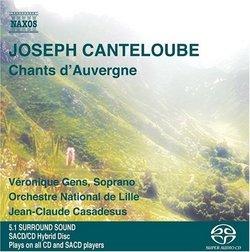 Joseph Canteloube: Chants d'Auvergne [Hybrid SACD]