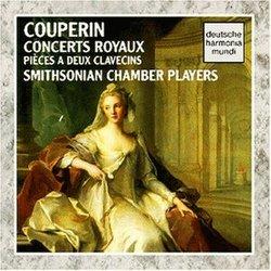 Francois Couperin: Concerts Royaux; Pieces A Deux Clavecins