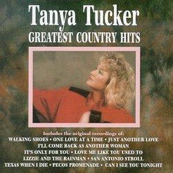 Tanya Tucker - Greatest Country Hits