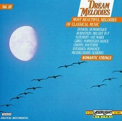 Dream Melodies, Vol. 10: Romantic Strings