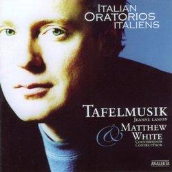 Matthew White - Italian Oratorios