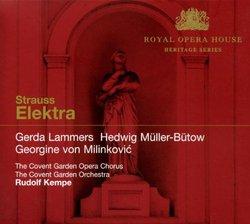 Strauss: Elektra / Kempe