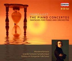 Piano Concertos / Fantasies for Piano & Orchestra