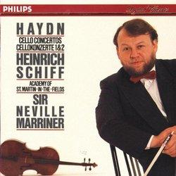 Haydn: Cello Concerti 1 & 2