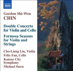 CHIN, Gordon Shi-Wen: Double Concerto / Formosa Seasons