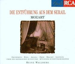 Mozart: Die Entfuhrung Aus Dem Serail (Gruberova)