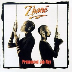 Zhane Pronounced Jah-Nay