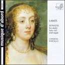 Lawes: Fantasia-Suites No. 1-8 for 2 violins, bass viol & continuo