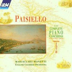 Piano Concertos 1,5,7 & 8