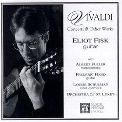 Vivaldi: Concerti & Other Works