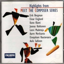 Highlights from Meet the Composers Series