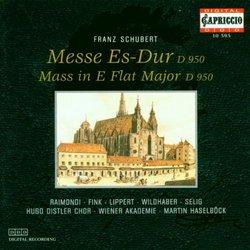 Mass in E Flat D 950