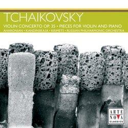 Tchaikovsky: Violin Concerto; Pieces for Violin and Piano
